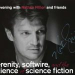 Serenity, Softwire and the Science of SF poster